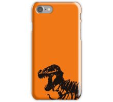 T-Rex Skeleton iPhone Case/Skin