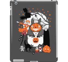Creatures of the Night Spooky Color Option iPad Case/Skin
