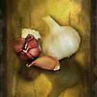 G is for.........Garlic by Lissywitch
