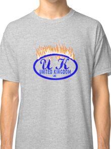 uk rogers bros tshirt by rogers bros Classic T-Shirt