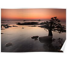 Nightcliff Sunset Poster