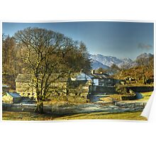 A Rural Idyll....Langdale Living Poster