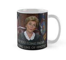 Long Line of Idiots Mug