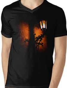 Lantern, its light and shadow (T-Shirt & iPhone case) Mens V-Neck T-Shirt