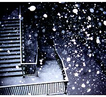 Night desent by WesKingston