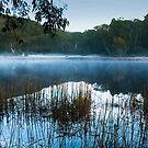 Lake Catani, Mt Buffalo, Victoria, Australia by Bruce Langdon