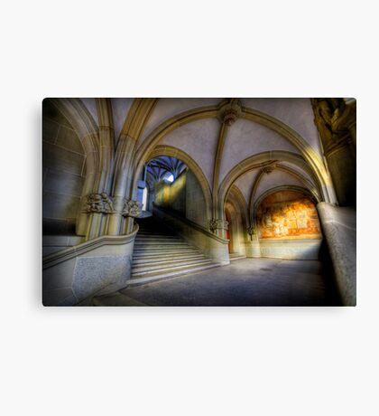Steps & Steps Canvas Print