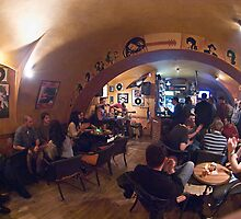 Tituš - rock club by Željko Malagurski