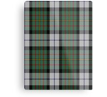 00313 MacLaren Clan/Family Dress Dance Tartan  Metal Print