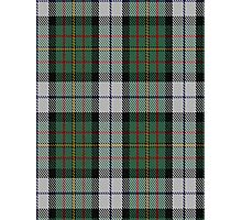 00313 MacLaren Clan/Family Dress Dance Tartan  Photographic Print