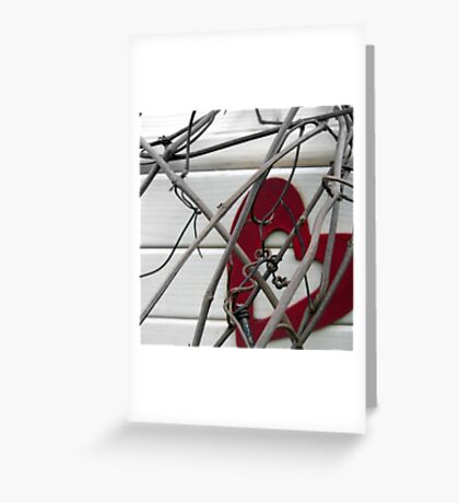 The Captive Greeting Card