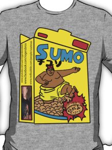 sumo cereal tshirt by rogers bros T-Shirt