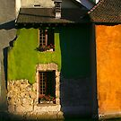Annecy Center by martinilogic