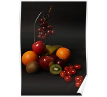 Still Life Fruit Poster