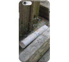 Cigarette  iPhone Case/Skin