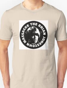 BJM Brian Jonestown Massacre Logo Unisex T-Shirt