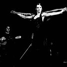 Flamenco nighte 6 by Aleksandar Topalovic