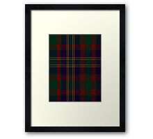 00319 Cork, County (District) Tartan  Framed Print