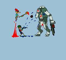 Splatoon vs. Titanfall Unisex T-Shirt