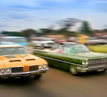 Muscle Cars by snehit