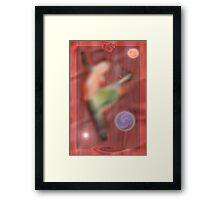 high spirits Framed Print