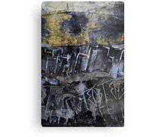Corporate Ruins Metal Print