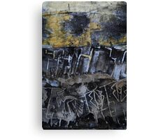 Corporate Ruins Canvas Print