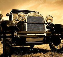 Vintage Automobile by snehit
