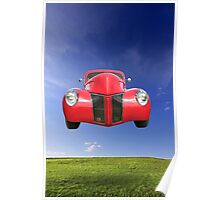 Flying Car Poster
