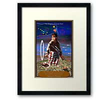 The Enigma of Sarah Palin Framed Print