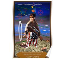 The Enigma of Sarah Palin Poster