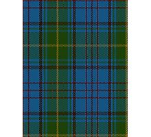 00321 Donegal County Tartan Photographic Print