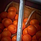 Oranges by Peter Maeck