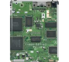 SONY Playstation 1 Circuit Board iPad Case/Skin