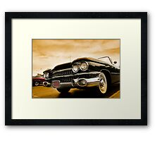 Classic Cars Framed Print