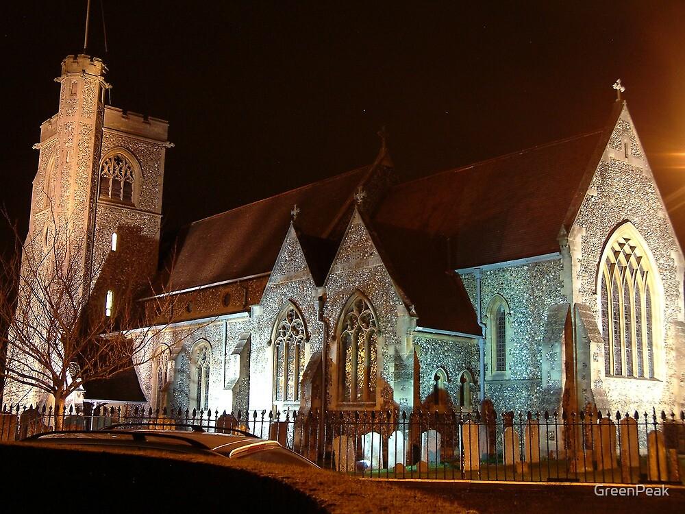 Welwyn Church by Paul  Green