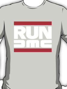 RUN Delorean Motor Company T-Shirt