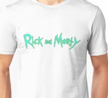 Rick and Morty Logo Unisex T-Shirt