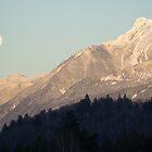 Mt. Cheam by Sheri Bawtinheimer