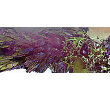 Abstract Fractal render Photographic Print