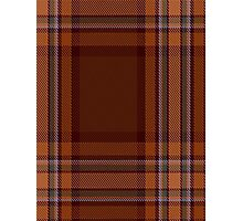 00324 Down County (District) Tartan  Photographic Print