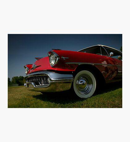 vintage car Photographic Print