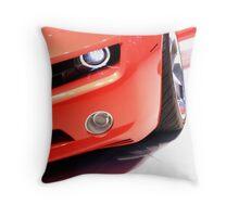 vintage car Throw Pillow