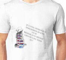 I'm going crazy Unisex T-Shirt