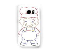 Mario!! Samsung Galaxy Case/Skin