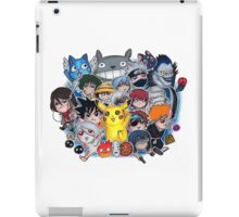 Team Anime iPad Case/Skin