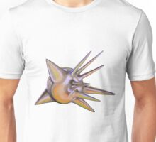 shape number 2 Unisex T-Shirt