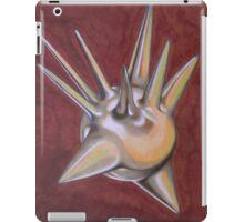 shape number 2 iPad Case/Skin