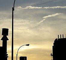 Arrow of Sunset by rnfox