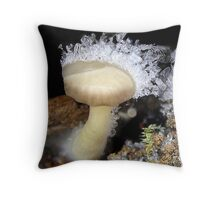 Frosted Delight Throw Pillow